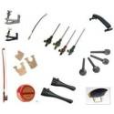 Accessori per strumenti ad arco