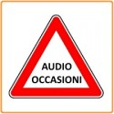 OCCASIONI AUDIO